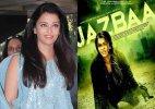 Aishwarya Rai Bachchan's 'Jazbaa' trailer to be out on August 27
