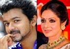 Sridevi-Vijay's film is now 'Puli'