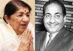 Lata Mangeshkar, Rishi Kapoor remember Mohammed Rafi on 35th death anniversary