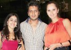 Bollywood hails Sania Mirza's world ranking
