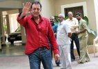 Sanjay Dutt returns home on furlough, has lost 18 kg in jail