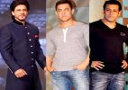 Aamir Khan on Salman and Shah Rukh: There's no number game among us