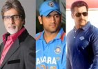 Big B, Salman, Akshay, Dhoni among world's 100 highest-paid celebrities