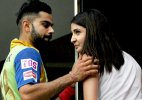 Twitter credits Anushka Sharma for India's win against Sri Lanka
