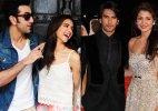 Criss-cross: Ranveer praises Anushka and Ranbir gives roses to Deepika