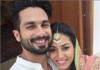 Shahid Kapoor shares post-wedding selfie with wife Mrs. Mira Rajput Kapoor