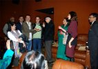 L.K. Advani endorses 'courageous' film 'PK'