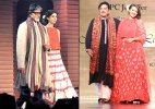 Mijwan 2015: When Sonakshi-Sonam scorched the ramp with their fathers! (see pics)