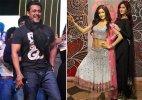 How did Salman Khan congratulate Katrina Kaif on her wax figure&#63