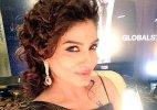Raveena Tandon shoots 'Shab' in Delhi