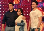 When Salman Khan got a surprise visit by Arpita-Aayush on Bigg Boss (view pics)