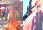 Protest against Aamir's PK intensifies, Delhi theatre vandalised