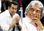 """I will miss Kalam sahib; should have made effort to meet him,"" Salman Khan"
