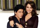 Shah Rukh Khan thanks wife Gauri for love, patience on wedding anniversary