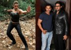 John Abraham and Abhishek Bachchan wish Esha Deol for MTV Roadies X2