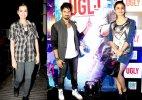 Ugly screening: Shahid, Alia, Dia cheer for Anurag Kashyap (see pics)