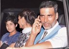 Fine with Aarav watching me romance on-screen: Akshay Kumar