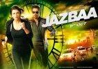 Aishwarya Rai Bachchan, Irrfan Khan race against time in 'Jazbaa' new poster