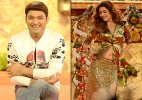 Bigg Boss 8 turns hilarious and hot, Kapil Sharma heats the stage with Karishma, Sonali and Dimpy