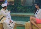 Bigg Boss 8 Halla Bol Day 20: Karishma's relationship with Upen won't last, predicts Pandit Janardhan