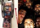 Arjun Kapoor's selfies from birthday bash