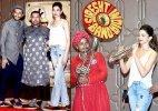Ranveer-Deepika's energy, Kangana-Anushka's charm at PK success party