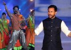 IPL8 opening: Shahid tumbles, Saif Ali Khan fails as emcee at the ceremony (view pics)