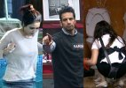 Bigg Boss 8, Day 87: Upen turns villain, creates troubles for Karishma and Dimpy (see pics)