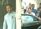 Salman Khan's best friend Aamir Khan arrives to meet him