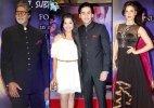 Yash Chopra Memorial Award: Big B, Pamela Chopra, Simi Garewal attend the do (view pics)