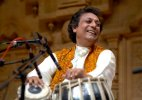 'Indian tabla players more popular abroad'