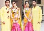 Nishka Lulla-Dhruv Mehra tie the knot at Iskon temple (see pics)