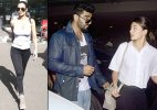 Bollywood stars return from IIFA 2015 in style (see pics)