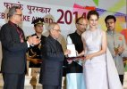 President honours cinematic excellence at 62nd National Film Award