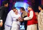 Amitabh Bachchan conferred ANR award