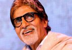 Wish I could be just away from all: Big B