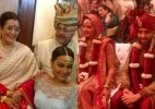 Sonakshi Sinha's brother Kussh's wedding: Narendra Modi, Amitabh Bachchan, Hema bless the newlyweds (see pics)