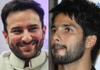 Saif Ali Khan excited to work with Shahid Kapoor in Vishal Bharadwaj's next