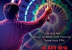 Revealed: A look at Shah Rukh Khan's 'Fan' teaser poster