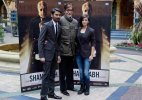 Film promotion brings Big B on 'fast, furious' Delhi visit
