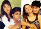 Shah Rukh Khan and Gauri Khan's rare  and unseen images