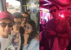 'Bombay Velvet' team in Goa, sets new precedent for film promotion (see pics)