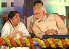 Lata Mangeshkar praises Modi's 'Beti Bachao-Beti Padhao' campaign