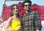 Katrina Kaif Aditya Roy rose day Fitoor