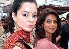 Kangana Ranaut's national award win doesn't go well with Priyanka Chopra&#63