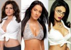 Cat fight : Sunny condemns Rakhi and Celina's 'baseless' comments