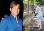 Vivek Oberoi joins PM Modi's Swachh Bharat Abhiyan via sanitation project