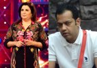 Bigg Boss Weekend Ka Halla Bol: Farah Khan takes Rahul out of the house! (see pics)