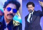 Shah Rukh Khan shares mustachioed look
