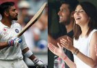 anushka sharma virat kohli matches
